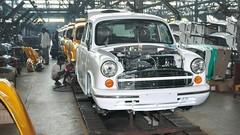 Inde : PSA rachète l'Hindustan Ambassador, icône automobile nationale