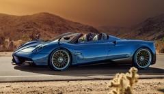 Pagani Huayra Roadster : meilleure que le coupé sous tous rapports