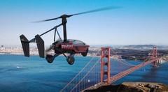 La première voiture volante au monde est officiellement commercialisée