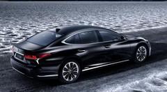 Nouvelle Lexus LS 500h : l'hybride confirmée pour Genève