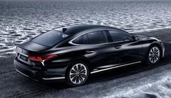 La version hybride de la Lexus LS 500 arrive à Genève 2017