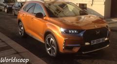 DS : le SUV se laisse déjà admirer