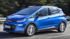 L'Opel Ampera-e homologuée à 520 km d'autonomie