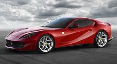Ferrari 812 Superfast : toujours plus