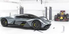 Aston Martin AM-RB 001 2019 : un V12 Cosworth pour le futur hypercar