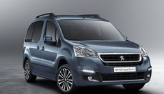 Peugeot Partner Tepee Electric : familiale urbaine