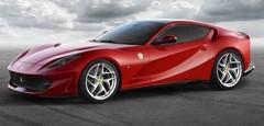Ferrari 812 Superfast : 800 chevaux cabrés