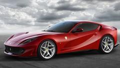 Ferrari 812 Superfast : la course à la puissance