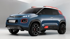 Citroën C-Aircross Concept : les points-clés