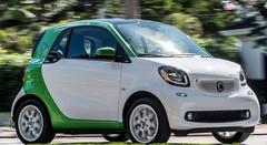 Smart désormais tout électrique aux Etats-Unis