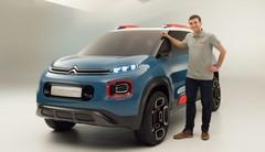 Citroën C-Aircross 2017 : à la découverte du nouveau concept Citroën