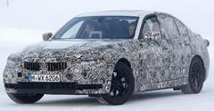 La future BMW Série 3 se fait filmer
