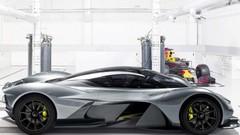 Aston Martin : un V12 6.5 Cosworth pour la supercar AM-RB 001