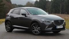 Essai Mazda CX-3 SkyActiv-G 120 : le select