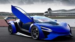 Techrules GT96, une supercar chinoise à coups de millions