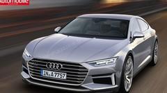 La nouvelle Audi A7 débarque dès 2017