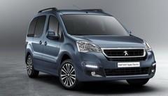 Peugeot Partner Tepee 2017 : une version 100 % électrique à Genève