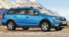Dacia Logan MCV en habit Stepway