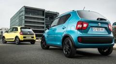 Essai : La Suzuki Ignis défie la Renault Twingo !