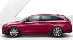 Hyundai présente sa nouvelle i30 Wagon
