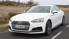 Essai Audi A5 Sportback 2 TDI 190 S Line 2017 : A5 is (sport) back