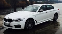 Essai nouvelle BMW Série 5 : Icône technologique et dynamique