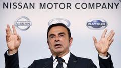 Nissan : Carlos Ghosn se met en retrait mais pas trop