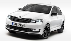 Restylage pour la gamme Skoda Rapid