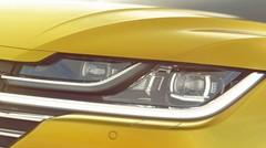Le coupé Volkswagen Arteon s'annonce