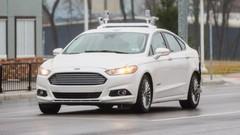 Ford : les ingénieurs s'endorment au volant de la Mondeo autonome