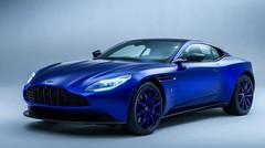 Une DB11 Q by Aston Martin présentée au salon de Genève