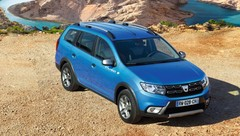 Voici la Dacia Logan MCV version Stepway !