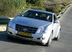 Essai Cadillac CTS 3.6 V6 311 ch : La Belle est américaine