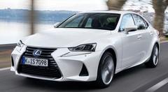 Essai Lexus IS300h : le premium, autrement