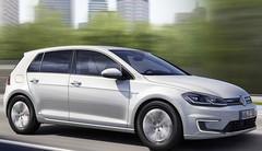 La VW eGolf homologuée avec une autonomie de 201 km