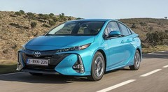 Essai Toyota Prius Plug-in Hybrid : chargée de bon sens