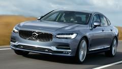 Volvo S90 D3 150 ch (2017) : les gènes du grande routière ?