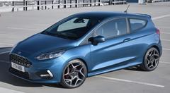 Ford Fiesta ST : pressée