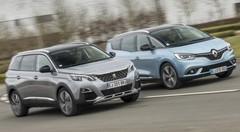 Essai : Le Peugeot 5008 défie le Renault Grand Scénic