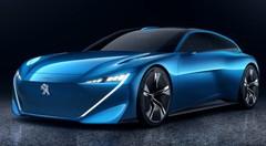 Peugeot Instinct concept, la voiture autonome plaisir