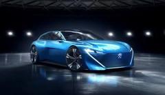 Peugeot Instinct : concept autonome connecté aux objets