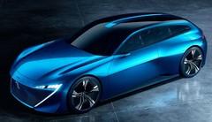Peugeot dévoile le concept Instinct