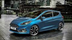 Ford Fiesta ST 2017, avec une, voire deux, pattes de moins !