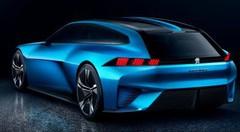 A Genève, la Peugeot Instinct Concept pousse la logique du i-Cockpit connecté
