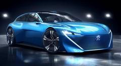 Peugeot sort les griffes avec son concept Instinct au MWC de Barcelone
