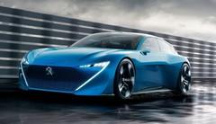 Peugeot : un concept hybride autonome de 300 chevaux !