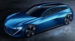 Et voici la Peugeot Instinct Concept
