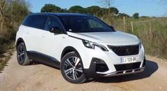 Essai Peugeot 5008 : En habit de SUV