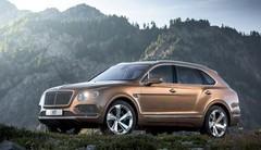 Bentley : un second SUV, électrique cette fois