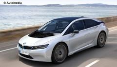 BMW i5 : Place à la berline familiale